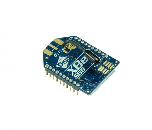XBee Wi-Fi Module with wired whip antenna XB2B-WFWT-001