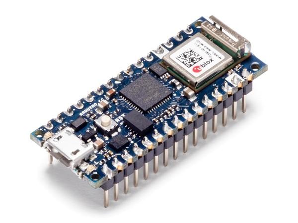 Arduino Nano 33 IoT with Headers