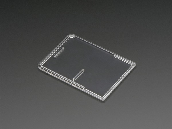 Raspberry Pi Model B+ / Pi 2 / Pi 3 Case Lid - Clear