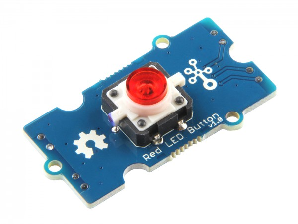 Seeed Studio Grove - Red LED Button