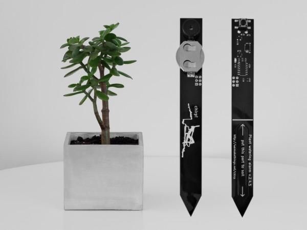 Chirp Plant Watering Alarm