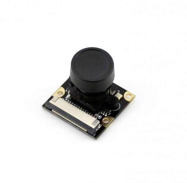 RPi Camera (H) Fisheye Lens Supports Night Vision