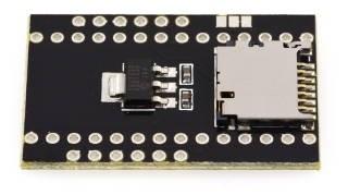 Teensy WIZ820io & Micro SD Card Adaptor