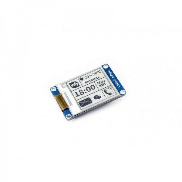 "1.54"" e-Paper Display Modul mit SPI Interface"
