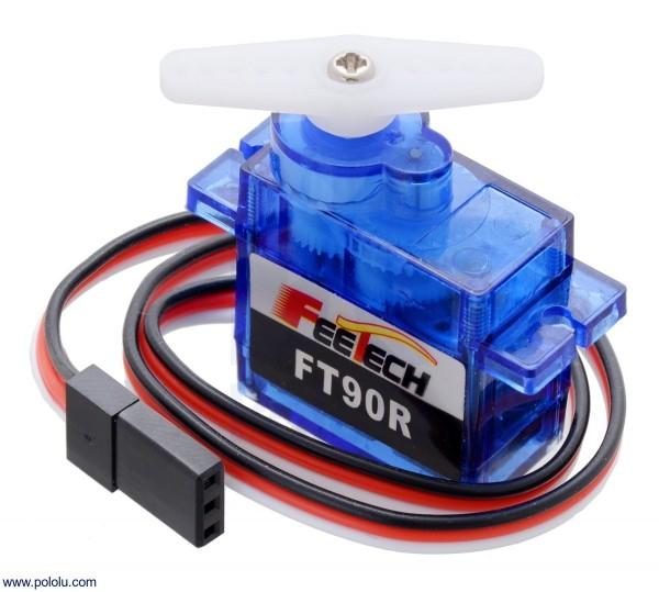 FEETECH FT90R Digital Micro Continuous Rotation Servo