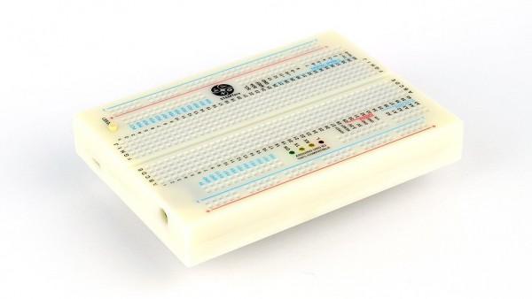 STEMTera Smart Breadboard mit Build-in Arduino (weiß)
