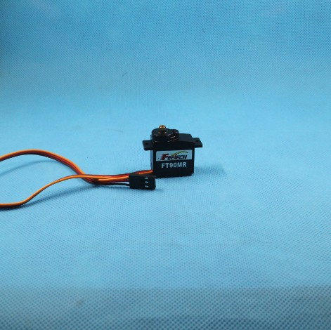 FT90MR Micro Continuous Rotation Digital Servo 6V