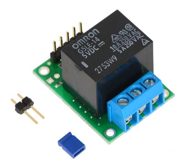 Pololu RC Switch with Relay (Assembled) | Relais | Module | EXP Tech