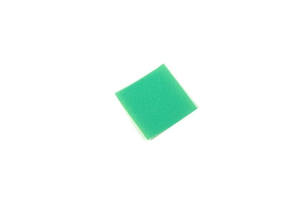 Thermally Conductive Foil 23mm x 23mm Adhesive