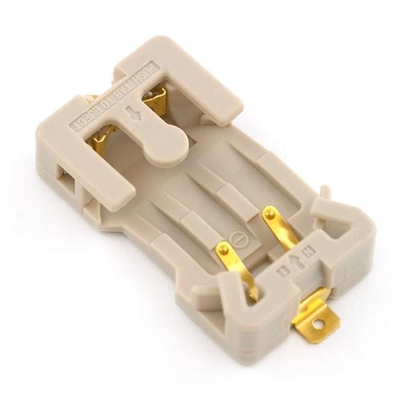 Coin Cell Battery Holder - 20mm (Sewable)