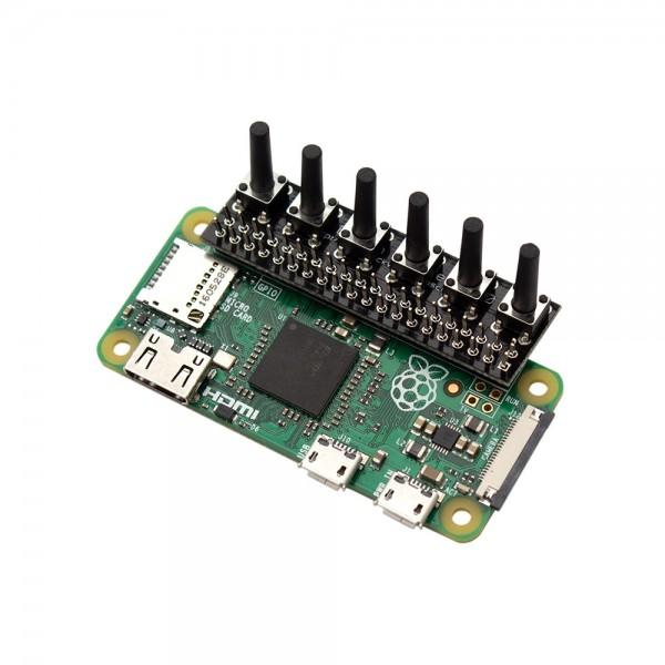 GPIO Button Adapter for Raspberry Pi