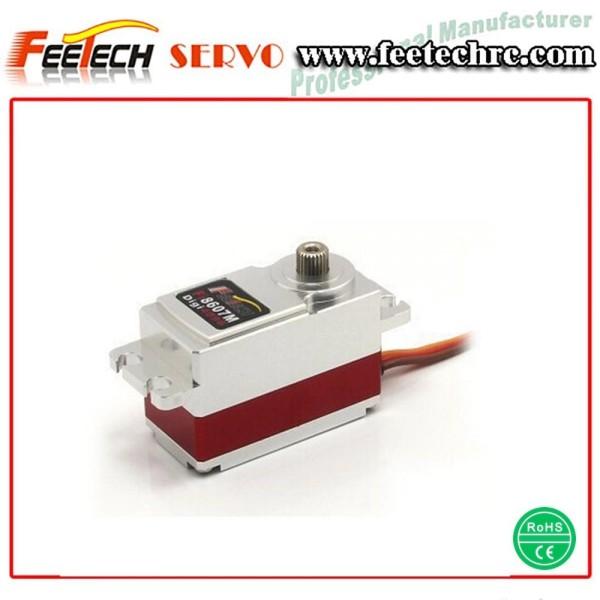 Fi8607M Low Profile HV Programmable Digital Servo