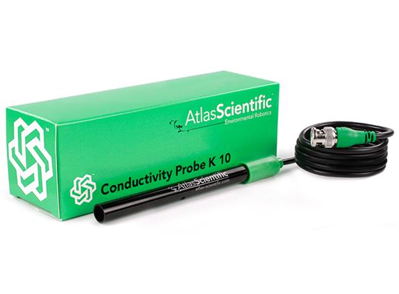 EC Conductivity Probe K 10 - Leitfähigkeitssensor