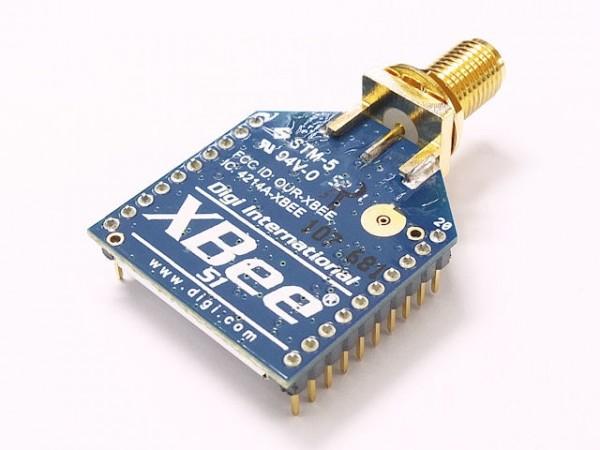 XBee 1mW RPSMA - Series 1 (802.15.4) XB24-ASI-001