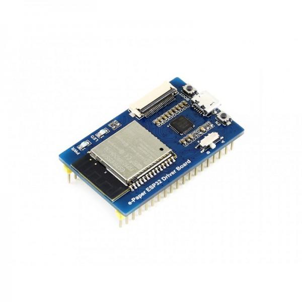 Universal e-Paper Raw Panel Driver Board, ESP32 WiFi / Bluetooth Wireless