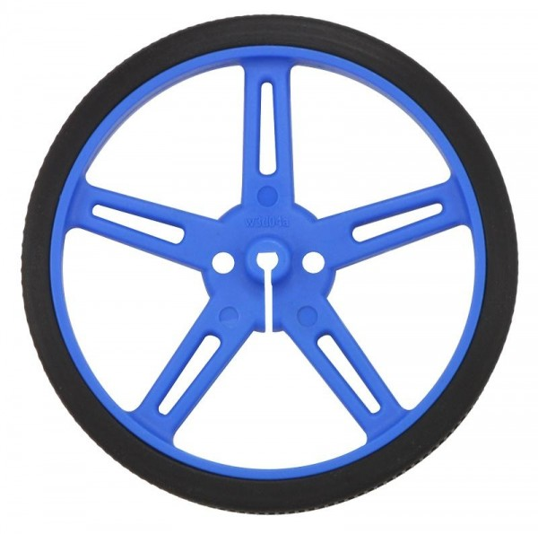 Pololu Wheel 70x8mm Pair - Blue