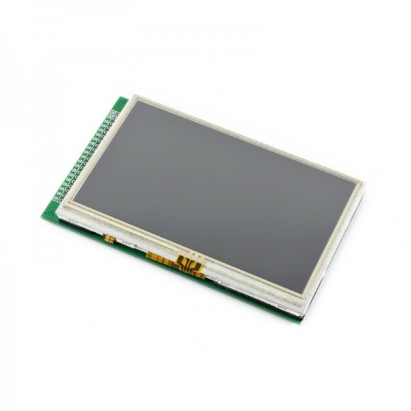 "4.3"" 480x272 Touch LCD (A)"