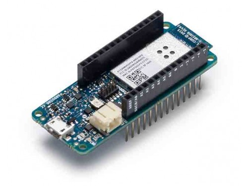 Arduino MKR1000 WiFi with Headers