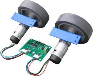 RD02 - 12v Robot Drive System