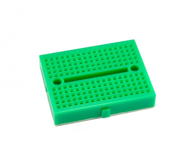 Breadboard Mini Modular (Grün)