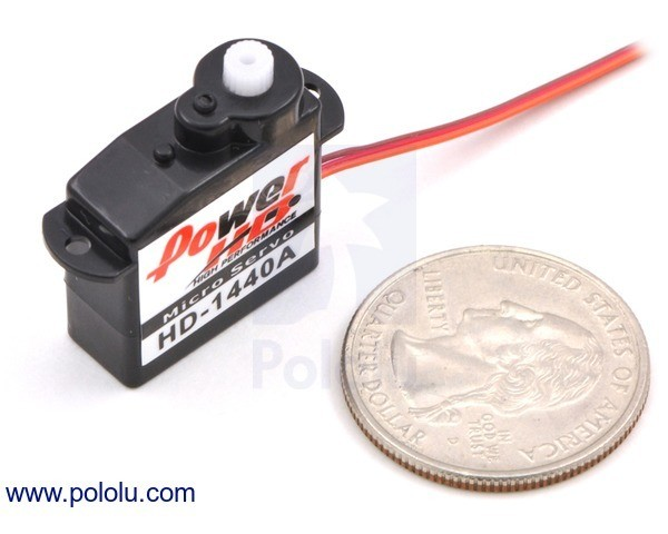 Power HD Sub-Micro Servo HD-1440A