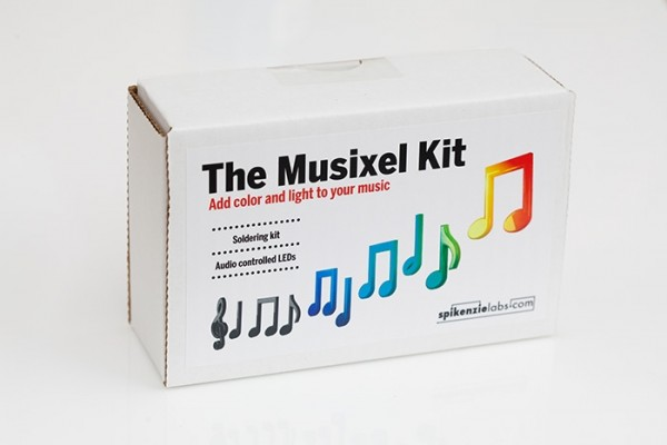 The Musixel Kit (with EU power supply)