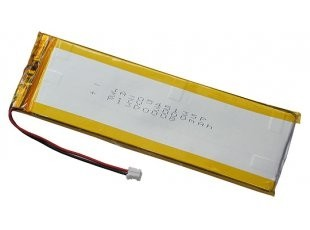 Polymer Lithium Ion Battery 3000mAh