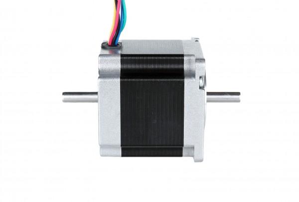 Stepper motor Nema 23 (unipolar, 200 steps, 2.7 V DC, 2.0 A) - 23HS6620B