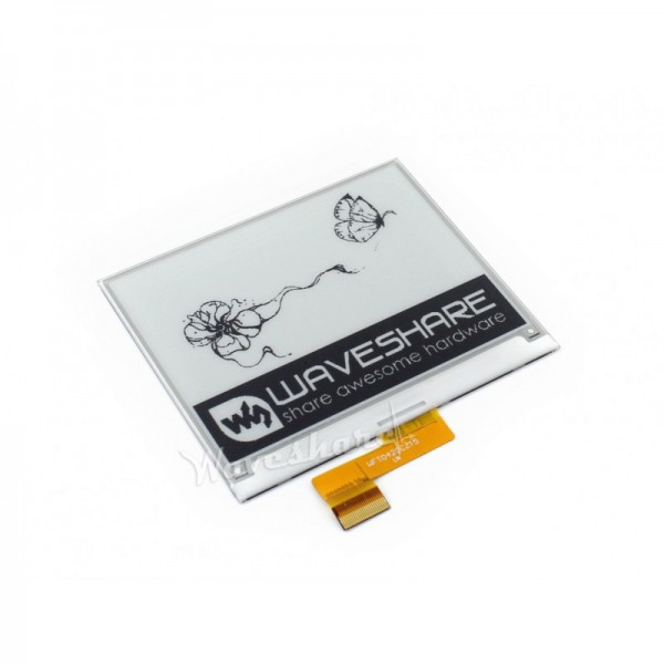 Waveshare 4.2 Inch E-Ink Raw-Display 400x300