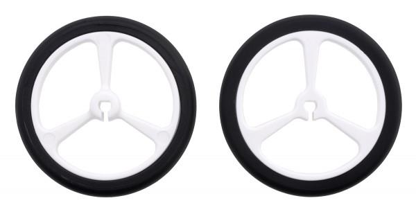 Pololu Wheel 40x7mm Pair - White