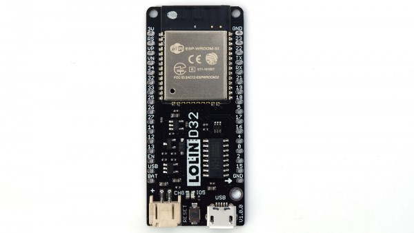 LOLIN D32 V1.0.0 WiFi & Bluetooth Dev Board ESP-WROOM-32