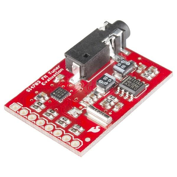 SparkFun FM Tuner Evaluation Board - Si4703