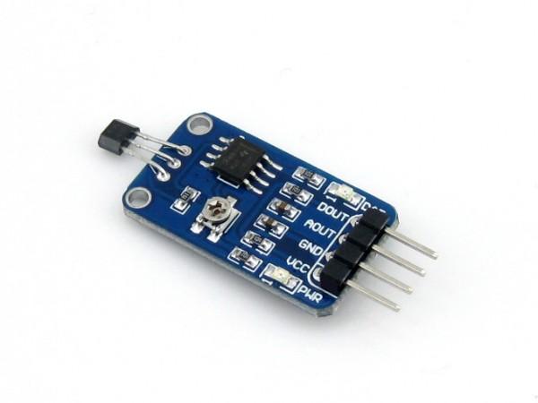 Hall-Sensor