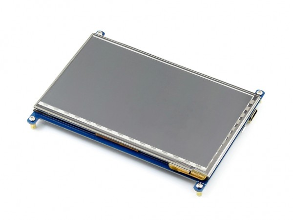 7 inch HDMI LCD 800×480 Capacitive Touch Screen for Raspberry Pi