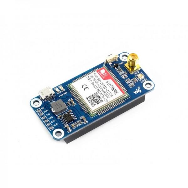 Waveshare NB-IoT/eMTC/EDGE/GPRS/GNSS HAT