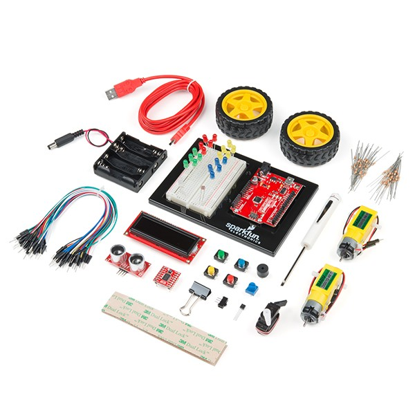 SparkFun Inventor's Kit - v4.0 Arduino compatible