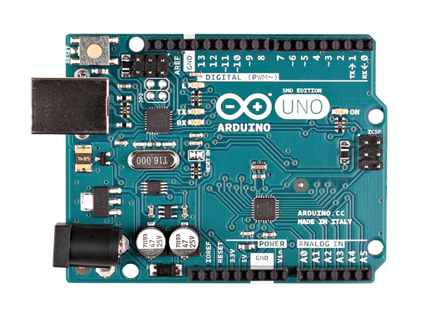 arduino uno smd r3 mikrocontroller board exp tech. Black Bedroom Furniture Sets. Home Design Ideas