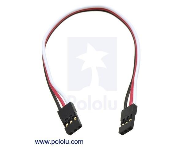 Servo Extension Cable 15cm Female - Female