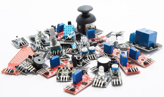 Sensoren & Aktoren Kit für Raspberry Pi