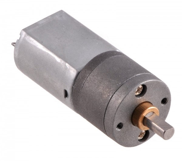 154:1 Metal Gearmotor 20Dx44L mm