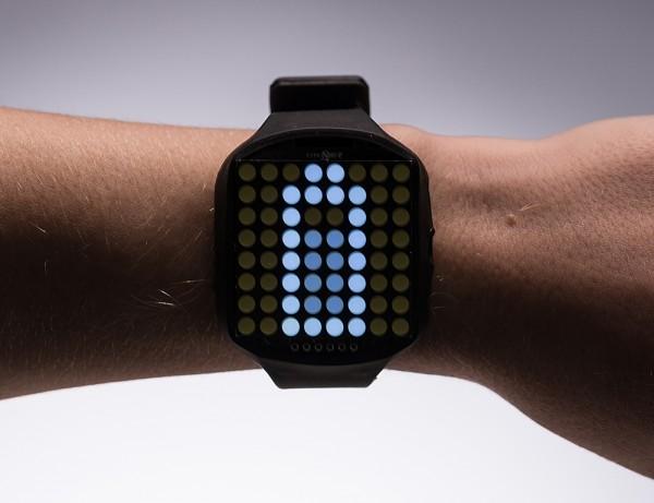 TIMESQUARE DIY Watch Kit - White Display Matrix