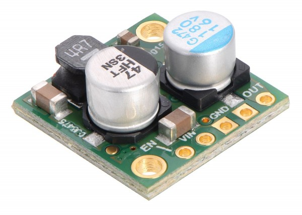 Pololu 9V, 2.5A Step-Down Voltage Regulator D24V25F9