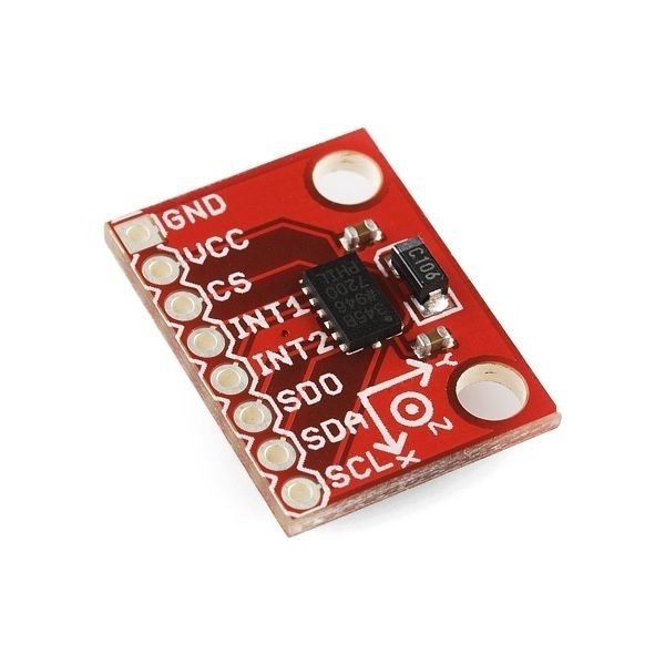 Sparkfun Triple Axis Accelerometer Breakout - ADXL345