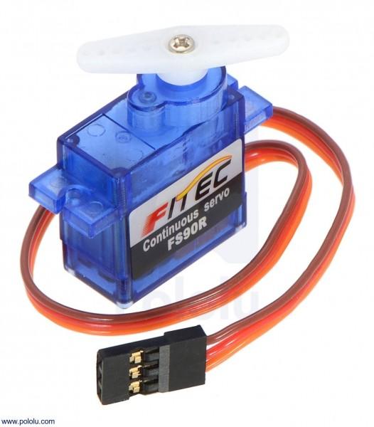 FEETECH FS90R Micro Continuous Rotation Servo