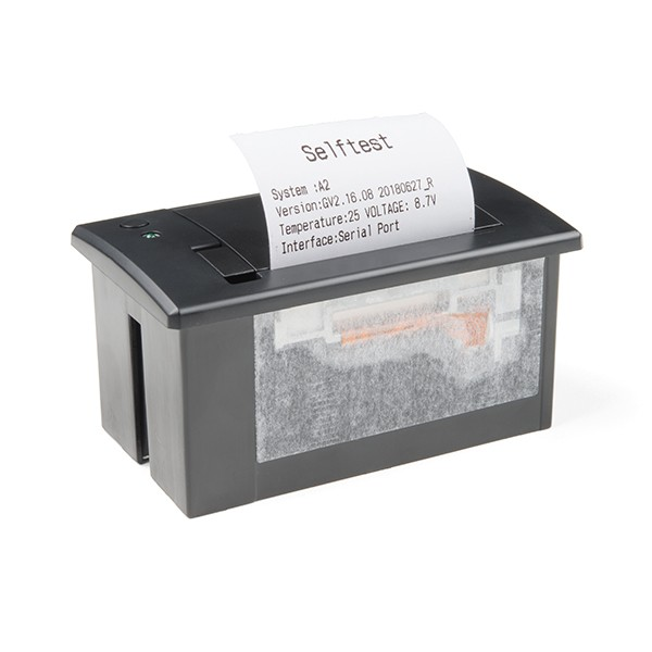 Thermal Printer - Thermodrucker