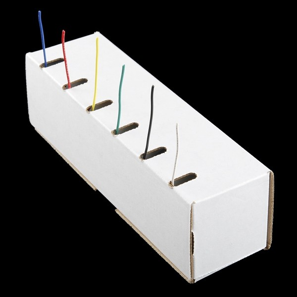 Hook-Up Wire - Assortment (Solid Core)