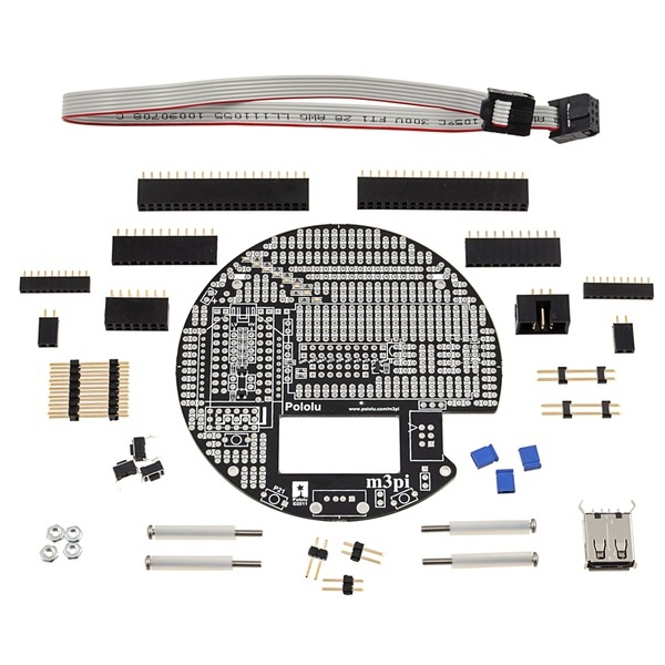 m3pi Expansion Kit für 3pi Roboter