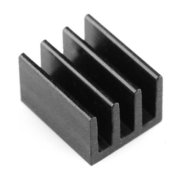 SMD Kühlkörper 6,3x8x4,8mm für Pololu A4983 / A4988