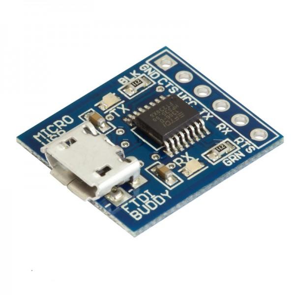 Micro USB FTDI Buddy