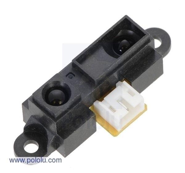 Sharp GP2Y0A21YK0F Entfernungssensor (Analog) 10-80cm